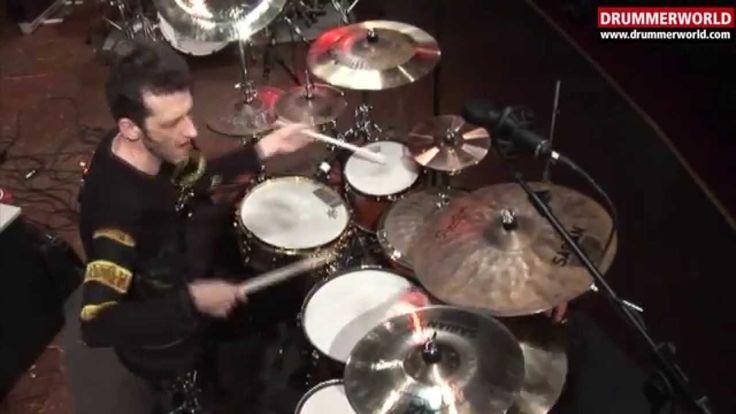 Jojo Mayer: Developing a Drum Solo