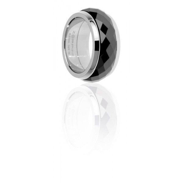 Zoppini Ring with ceramic