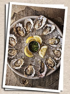Hog Wash - if great oysters weren't good enough to start with.  This stuff elevates them to sublime heights.
