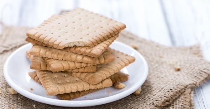 Recette de Biscuit type petit-beurre sans matières grasses. Facile et rapide à réaliser, goûteuse et diététique. Ingrédients, préparation et recettes associées.