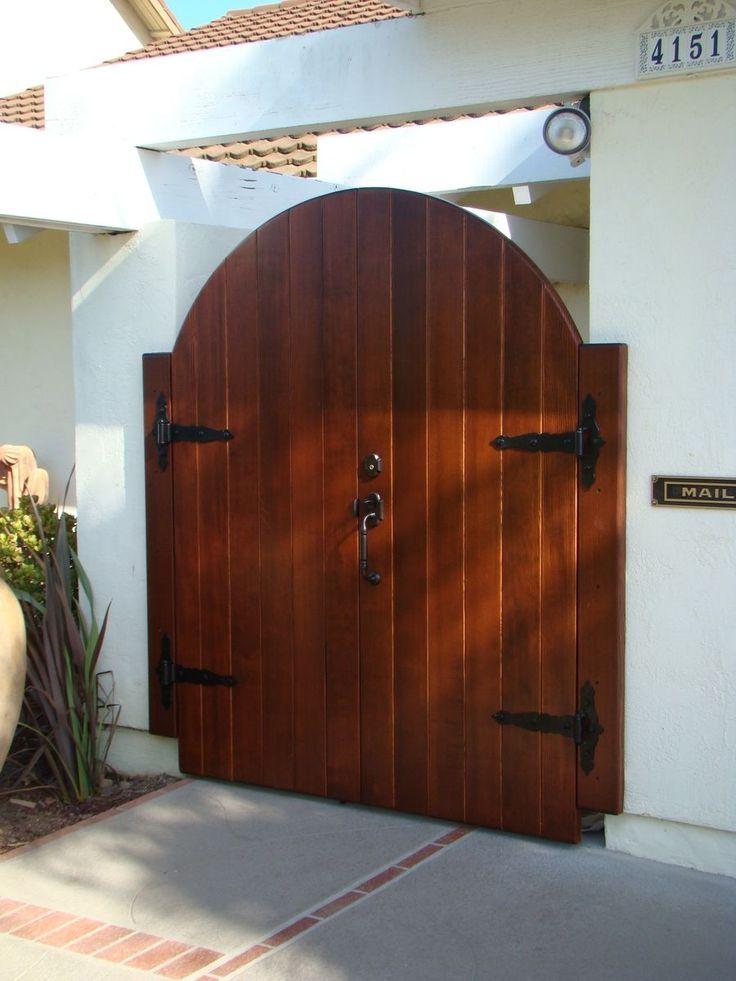 Custom Made Entry Gate