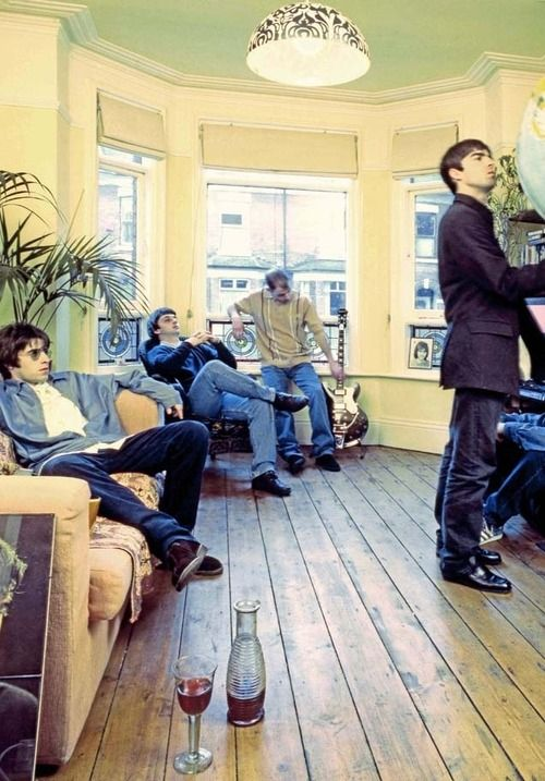 oasis definitely maybe