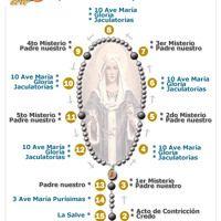 Santo Rosario - Misterios Gozosos (Lun-Sab) by pildorasdefe on SoundCloud