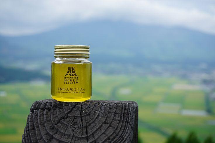 熊本の天然はちみつ:熊本県内のみかんをはじめ、れんげや樹木などから収穫した熊本産純粋はちみつです。