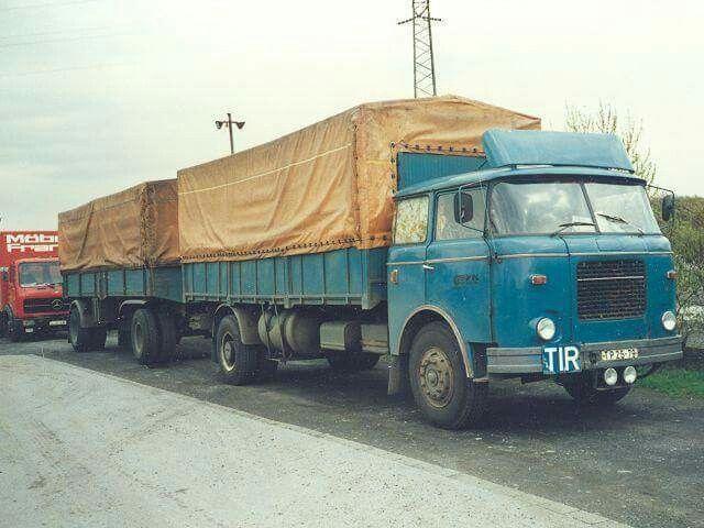 Truck. COMBINATIE. TIR
