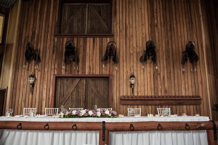 Polo barn. - country weddings.