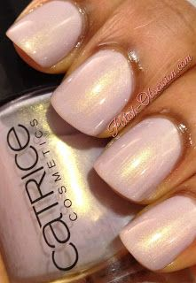 Polish Obsession: Catrice - Lilactric