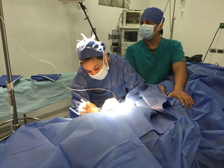 Dra Johana Delgado, Cirujano General de República Dominicana. Actual Fellow de Angiología y Cirugía Vascular en Angios
