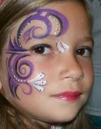 Resultado de imagen de maquillaje niña fantasia