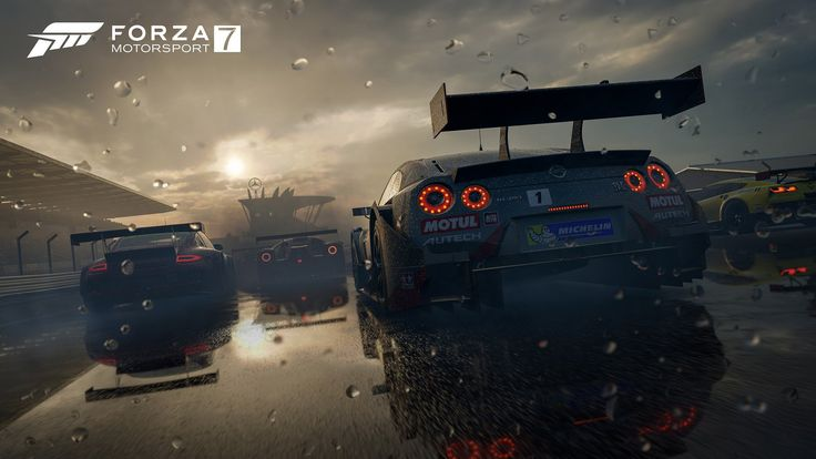 Forza Motorsport 7 will support every fan-requested racing wheel on the market: Forza Motorsport has hit that sports game level of…