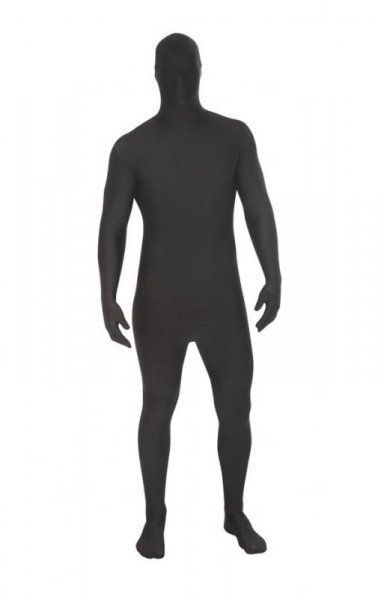 adult morphsuit black - Morphsuits Halloween Costumes