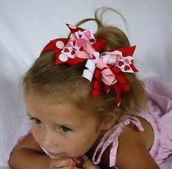 How To Make Hair Bows #rrrmakehairbows