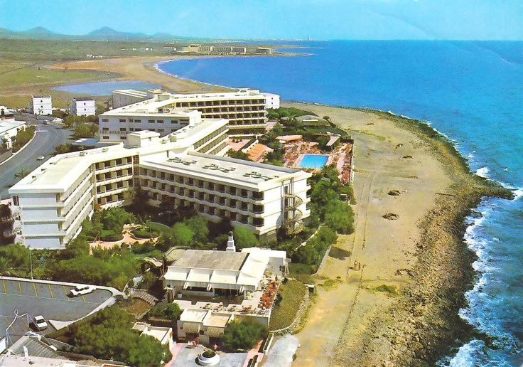 109 best images about lanzarote postcards on pinterest for Design hotel lanzarote