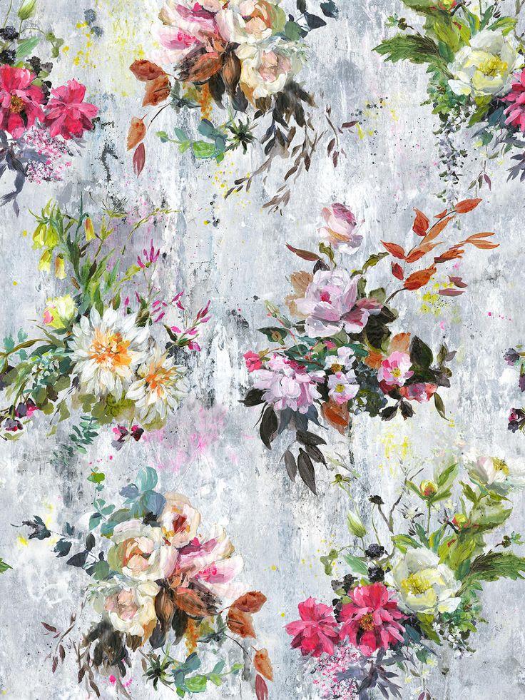 Designers Guild Jardin des Plantes Aubriet Paste the Wall