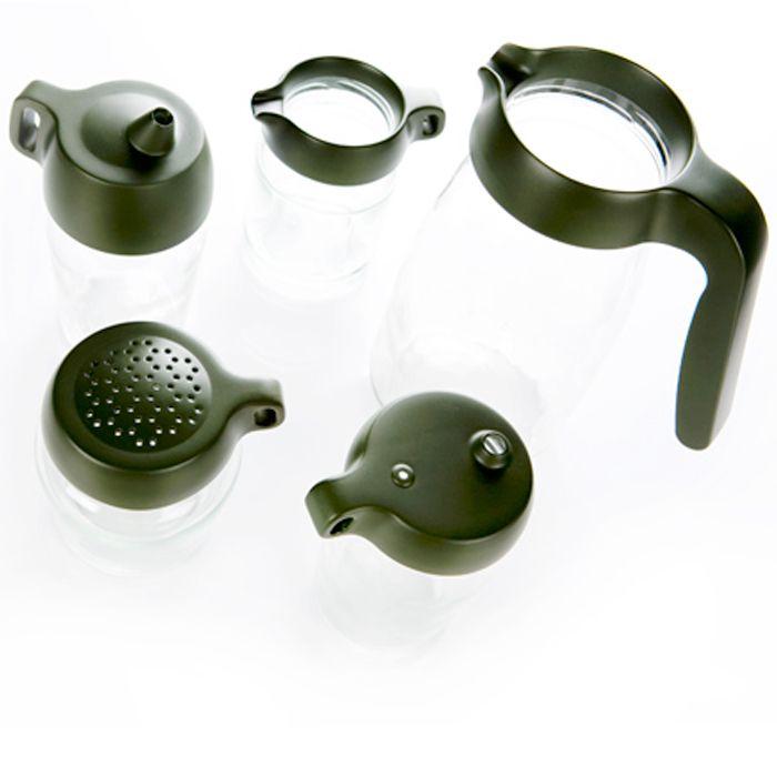 Tops to make Mason Jars into useful kitchen gadgets!