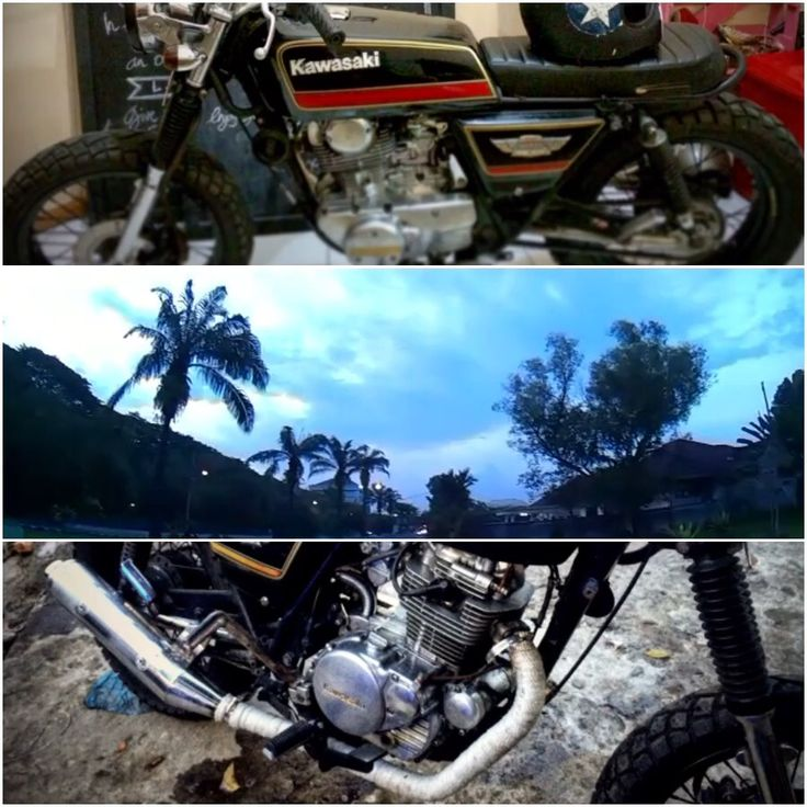 Kawasaki Kz200