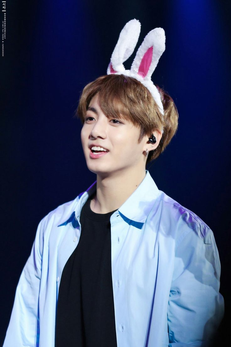 Why is he cuter than an actual bunny!?