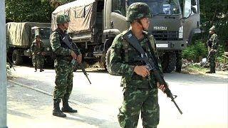 A Lei Marcial chegou na Tailandia | Disso Voce Sabia?