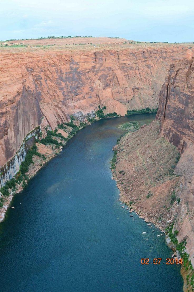 Colorado Plateau, il fiume Colorado