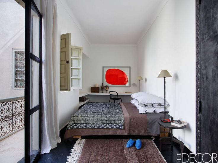 20 Small Bedroom Decorating Ideas That Will Leave A Major Impression When a space has good style, size doesn't matter #bedroom