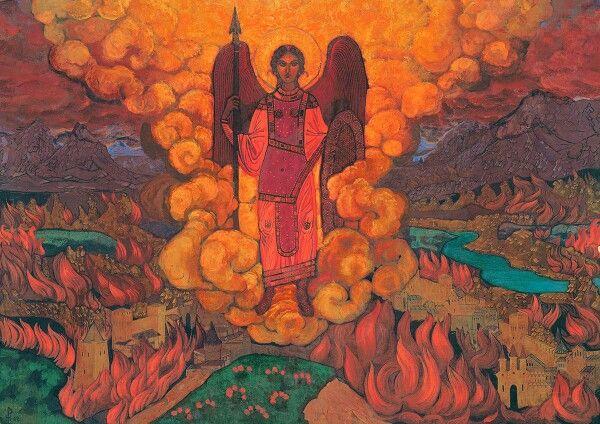 """ The Last Angel"" 1912"