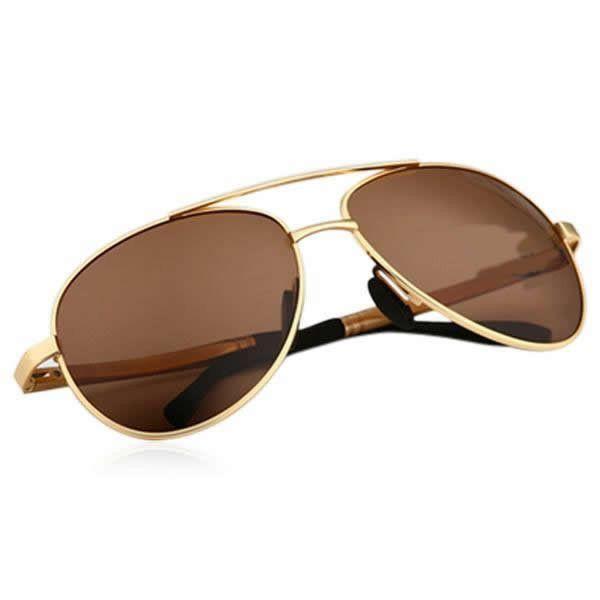Paris - Luxury Retro Outdoor Sport Sunglasses Men