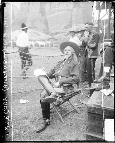 Buffalo BillWild Wild West, Bill Scott, Side Parks, Bill Cody, Ball Parks, West Side, 70 Years, Wild Bill, Buffalo Bills