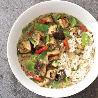 Slow-Cooker Thai Eggplant Curry   America's Test Kitchen