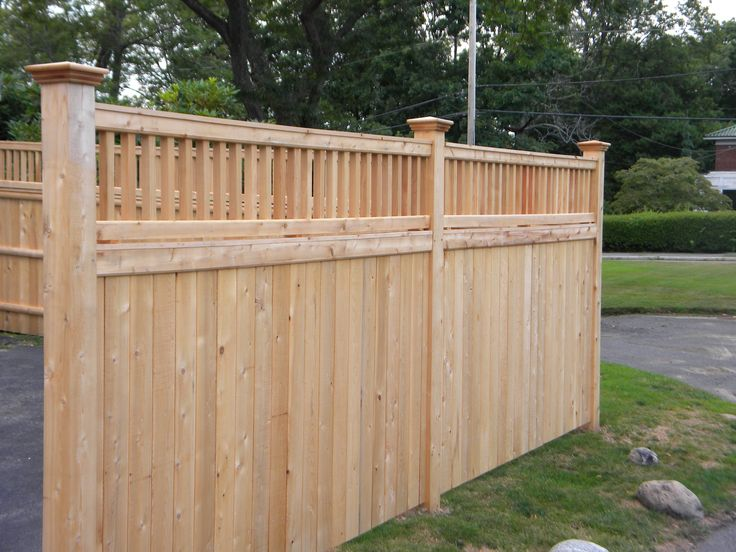 10 Best Fences With Toppers Images On Pinterest Fencing
