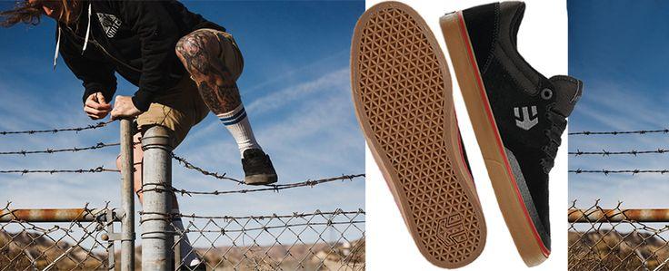 Etnies skate shoes, Etnies Marana Vulc Aaron Ross