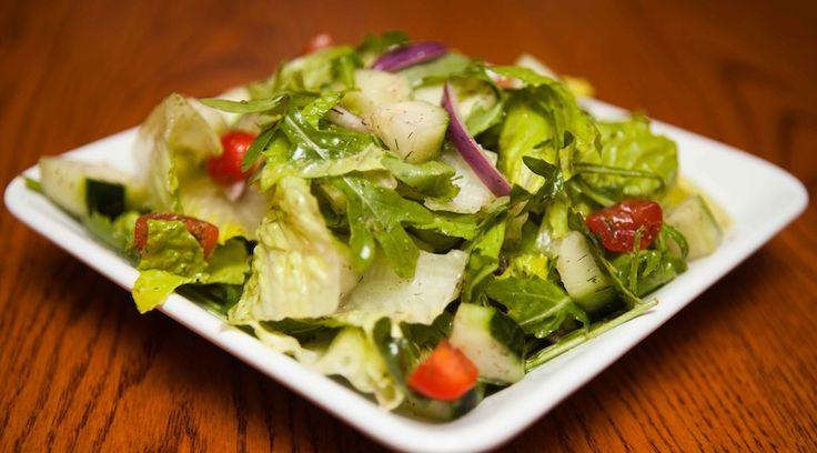 Recipe: Salad Dinner or Dinner Salad - What The Flicka?