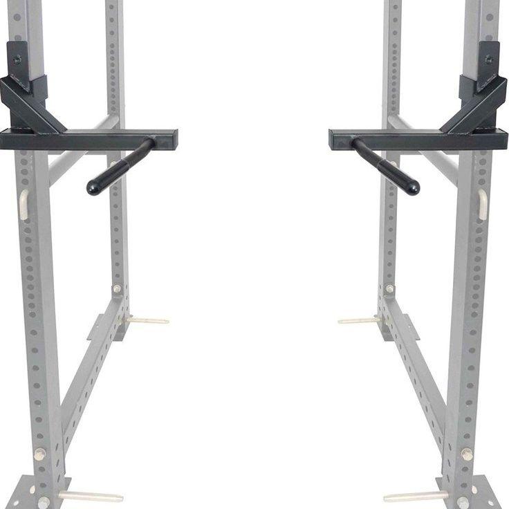 T-3 Power Rack Dip Bars