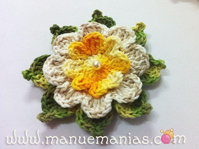 PAP – Flor da Primavera | Manu e Manias