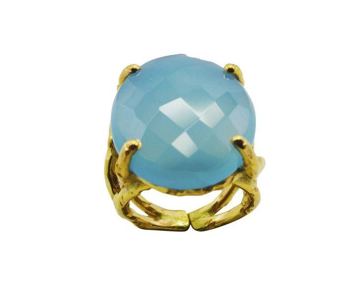 göttliche Chalzedon vergoldet blauen Ring jaipur l-1.5 de | eBay  http://www.ebay.de/itm/gottliche-Chalzedon-vergoldet-blauen-Ring-jaipur-l-1-5-de-/262768673533?var=&hash=item3d2e3bc2fd:m:mS3WENxiogDD5qLVGDlHehA