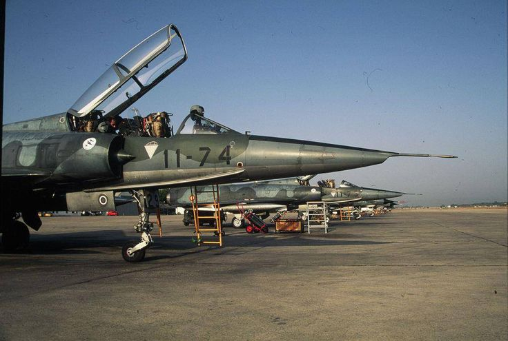 MIRAGE III, ALA 11 EN MANISES -VALENCIA. SPANIS AIR FORCE