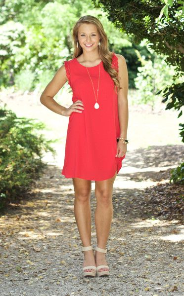 The Lucy Dress – Frill Clothing