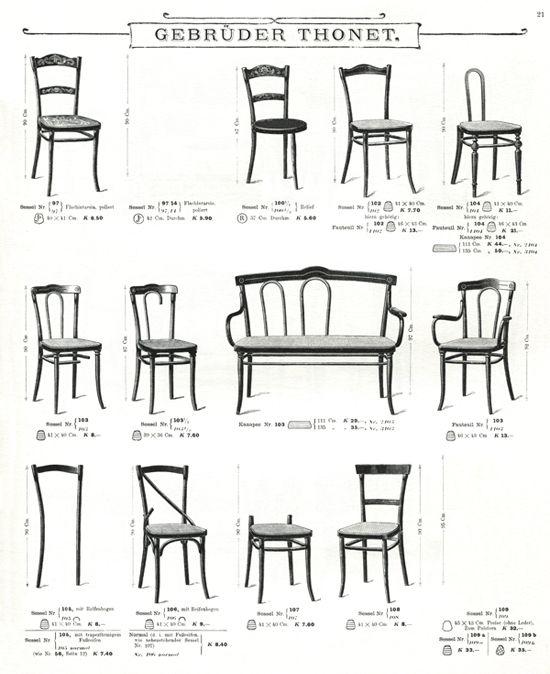 1006 besten thonet bentwood bilder auf pinterest antike m bel st hle und architekten. Black Bedroom Furniture Sets. Home Design Ideas