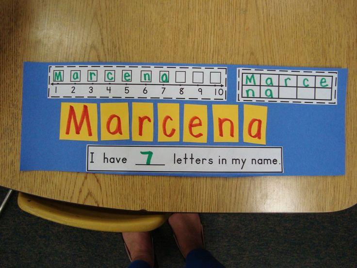 20 FREE Name Activities for the First Week of Kindergarten | Kindergarten Chaos…