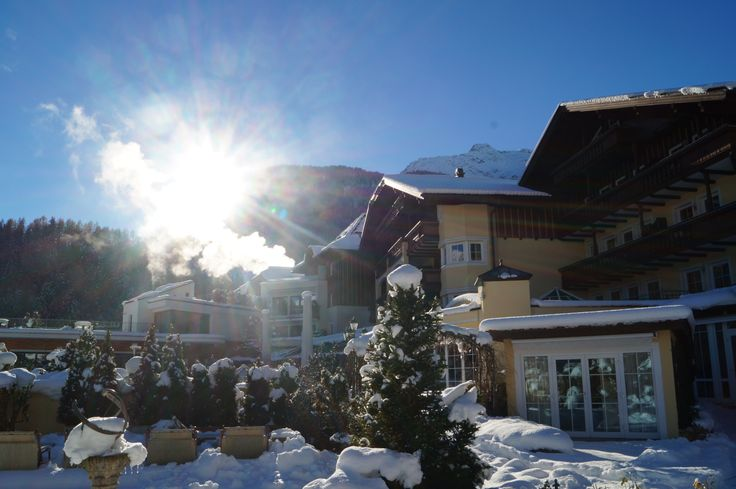 It's a beautiful day, it's a beautiful morning...im STOCK*****resort in Finkenberg/Zillertal :)