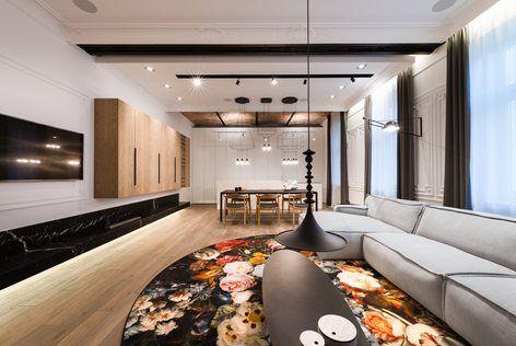 968 Les meilleures images concernant (Stealing) Spaces sur Pinterest - plan maison avec appartement