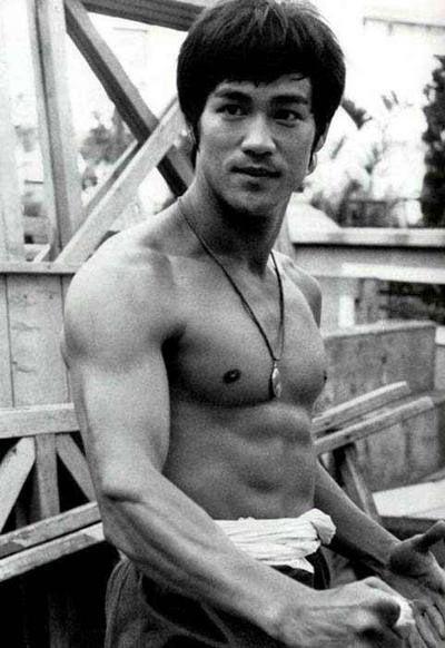 Bruce Lee is the first chinese martial arts star