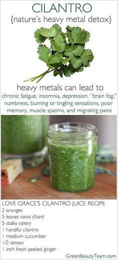 Sweet! A juice detox recipe for a happier brain - Green Beauty Team