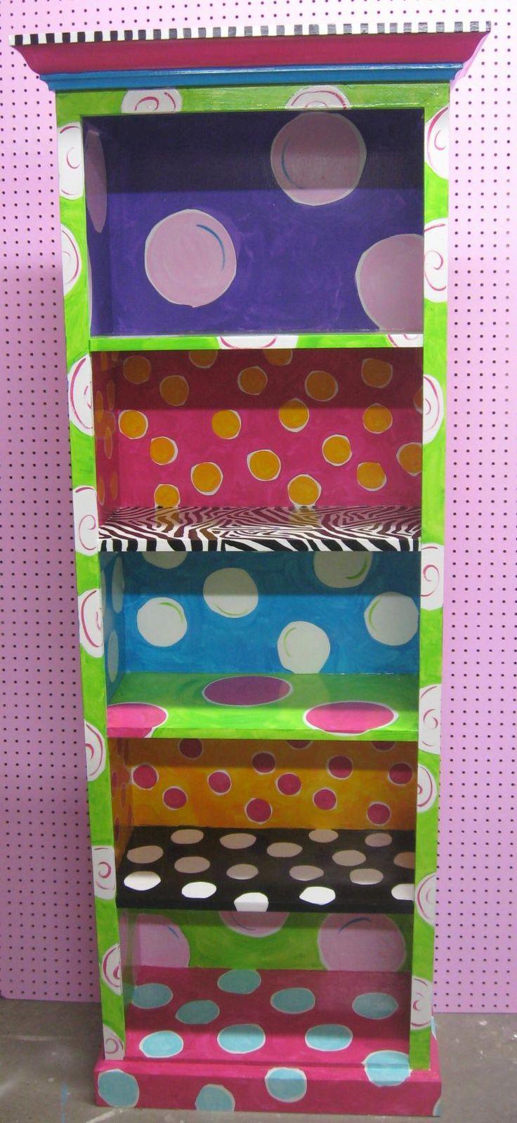 love this shelf...