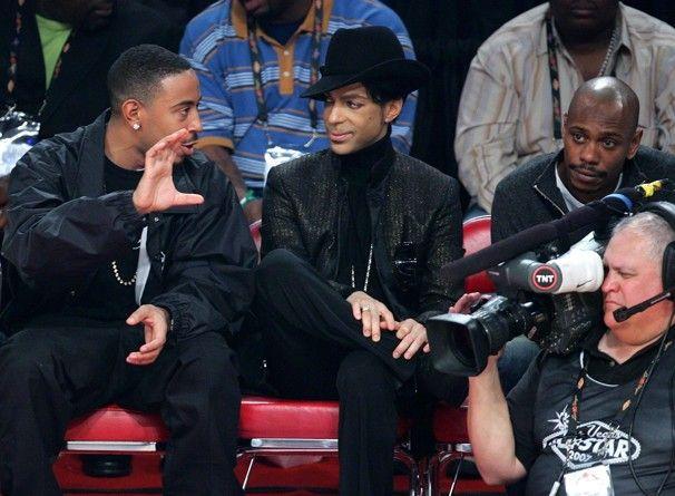 #Prince #DaveChappelle #Ludacris