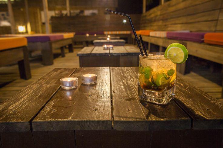 #chillout in our OASIS BAR..... ¿QUIERES UN #MOJITO? / DO YOU WANT A #mojito?