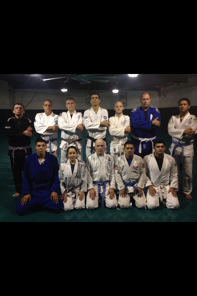 Day 1 of RGJJ of Fresno's travel weekend began at the Gracie Academy. Thank you Rener Gracie.