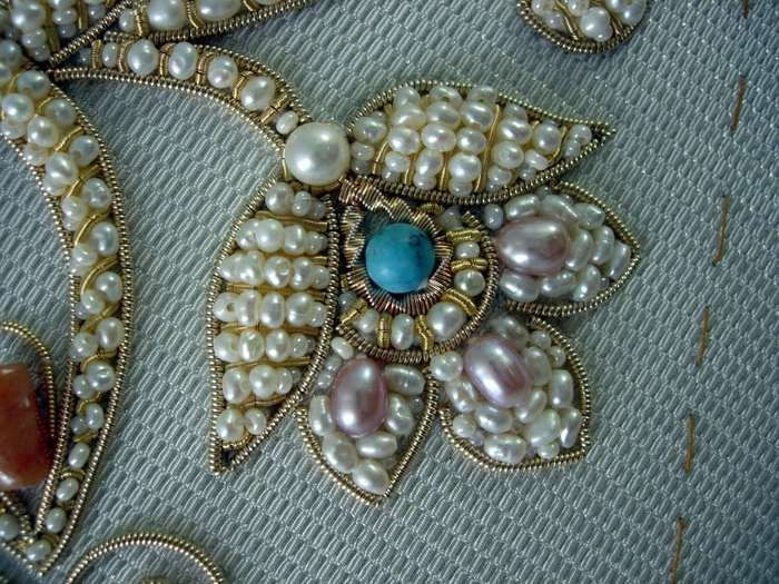 Russian Bead Embroidery
