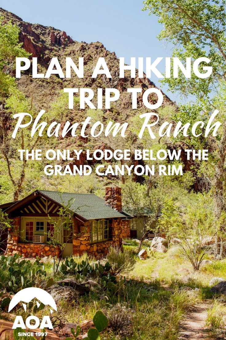 Grand Canyon Pa Directions%0A Planning a hiking trip to Phantom Ranch in Grand Canyon National Park
