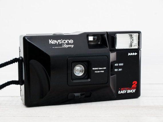 Keystone Regency Easy Shot 2 - functional vintage 35mm film point and shoot…