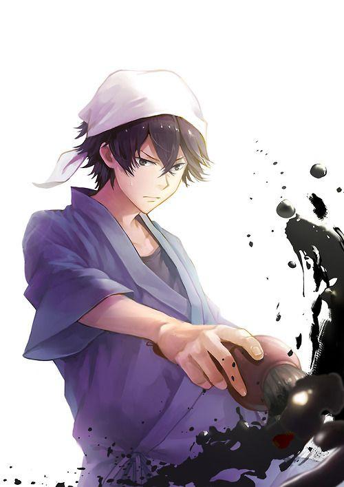 Handa Seishuu | Barakamon #anime
